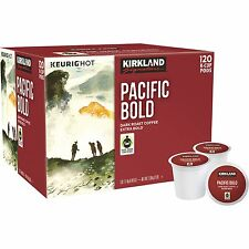 Kirkland Signature Pacific Bold Coffee 240 K-Cup Pods