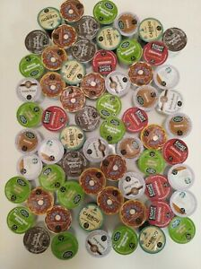 Keurig K Cups Variety Pack Sampler, *Past the BB*  70 cups **Read Description**