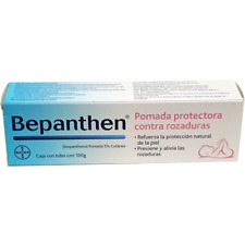 1X Pomada Bepanthen Diaper Rash Ointment 100g Contra Rozaduras~Skin Protector