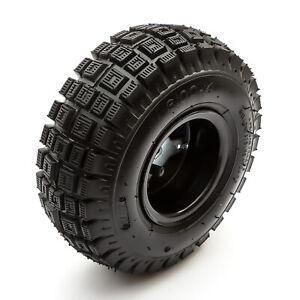 Mini Moto Quad Bike 47cc 49cc Rear Wheel Rim Tyre Inner Tube Minimoto ATV 3.00-4