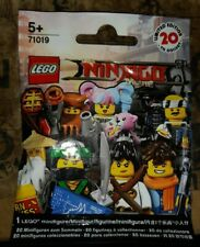 Lego Mini-figures BNIP#71019 NINJAGO MOVIE. MISSING THE FISHERMAN! FREE POSTAGE