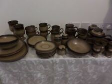 Denby Brown Pottery Bowls