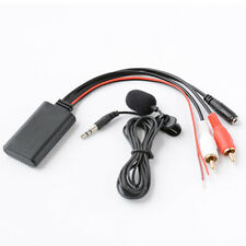Car Bluetooth Adapter Auto Aux For Alpine Pioneer Accessories Portable
