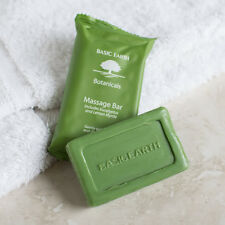 Hotel and Motel Massage Bath Soap Wrapped - Basic Earth Botanicals 2 Oz. 200/cs