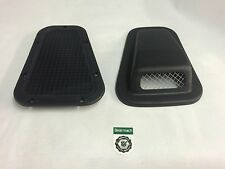 Bearmach Land Rover Defender Ali Top AIR INTAKE LHS & Blanking Piastra RHS