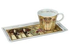 "Goebel porcelaine-Art /& Café /""Charles Mackintosh-réunion/"" NEUF!"