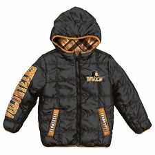 """Tennessee Vols Volunteers """"PUFFY"""" ncaa WINTER Jacket Jersey YOUTH KIDS BOYS (s)"""