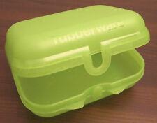 Tupperware Kleine Twindose Twin Dose Brotdose Hellgrün Grün Neu OVP