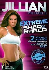 Jillian Michaels Extreme Shed & Shred DVD R4