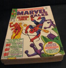 BIG LOT of *8* 25¢ Giant Early Spider-man MARVEL TALES #16,20-1,24-6,28,32 FN/VF