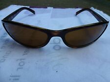Ray-Ban RB4076 642 Poarized  Havana Unisex Sunglasses In Very Good Condition