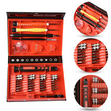 38 Pieces Repair Tool Toolbox Kit for Computer Tablet Phone iMac Macbook Pro Air