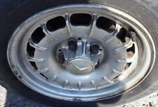 """MERCEDES E280 W123 14"""" Mexican Hat Alloy Wheel With Free Tyre"""