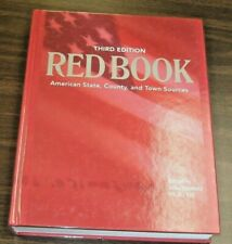 Red Book: American State, County, and Town Sources, 3rd Edition
