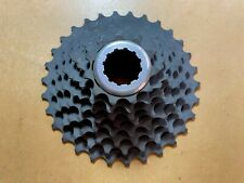 CASSETTE SUPERLIGHT Shimano CNC 8 Speed 11-30t only 138 Grams NEW + lockring