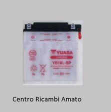 BATTERIA YUASA YB10L-B-P YB10LBP APRILIA SPORTCITY ONE 125 2008 SENZA ACIDO