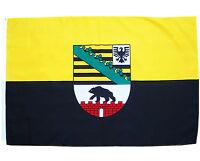 Fahne Sachsen - Anhalt Querformat 90 x 150 cm Hiss Flagge Bundesland BRD