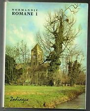Normandie romane par Musset la Basse-Normandie art roman Caen, Cotentin