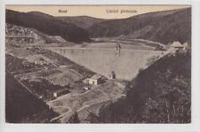 AK Most, Brüx, Udolni prehrada, Talsperre 1918