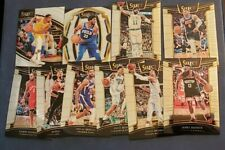 2018-19 Panini Select Concourse Premier Courtside Level Vets Rookies RC You Pick