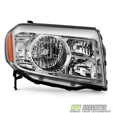 For 2009 2010 2011 Honda Pilot Headlight Headlamp Replacement Right Passenger