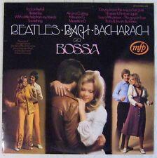 Interprètes Beatles 33 tours Beatles go Bossa