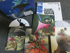 GORILLAZ / plastic beach / JAPAN LTD CD&DVD OBI