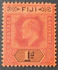 Fiji (until 1967) Single Stamps