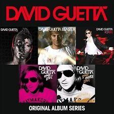 Original Album Series 5054196240622 by David Guetta CD