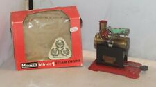 Vintage Mamod Steam Engine Minor 1 England w/Box