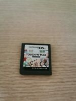 Touch N Play Collection -Genuine Nintendo DS Game |3DS/DSi/2DS & XL |PAL Version