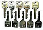(10) MEDECO   High Security   keys
