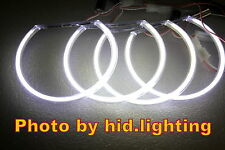 BMW LED COB Angel Eye Halo Light Error Free E46 E39 E38 E36 White 3 5 7 series