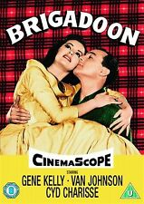 Brigadoon Gene Kelly, Van Johnson, Cyd Charisse BRAND NEW AND SEALED UK R2 DVD
