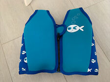 Swimbest Blue Swimvest Removable Floats Swimmaid Age 16-36 Months 1-3 Years