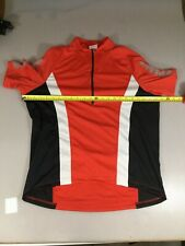 Gonso Mens Size Xl Xlarge Cycling Jersey (6826-3)