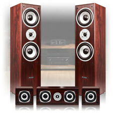 More details for fenton 100.333 dual 6.2 inch home hifi surround sound speakers 1150w