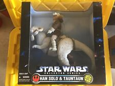 Kenner Star Wars Collector Series: Han Solo and Tauntaun Action Figure