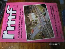 1ùµ?  Revue RMF n°241 La Voie Metal blanc Limitation Vitesse BB 142 P.O