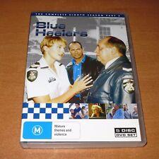 BLUE HEELERS - SEASON 8 : PART 2 - [ 5-DISC ] SET DVD ( REGION 4 )