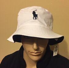 polo ralph lauren bucket Hat Reversible Pony Large / XLarge US Open 15