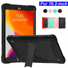 """✅Case For iPad 8th 7th Generation 10.2"""" 2020 Heavy Duty Shockproof Cover Stand ✅"""
