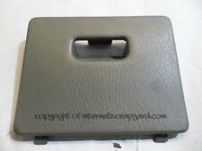 Nissan Patrol GR Y61 2.8 RD28 97-05 lower dash fuse box panel trim cover lid