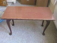 Vintage Wood Laminate Coffee Table  - Rectangular - 74cm W x 41cm H