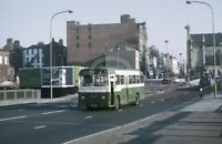PHOTO Sunderland AEC Reliance 39 RGR39 in 1973 in Grand Hotel