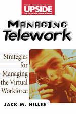 Very Good 0471293164 Hardcover Managing Telework: Strategies for Managing the Vi
