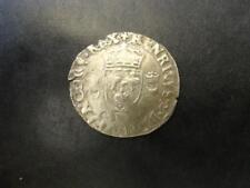 Henri II - Douzain aux croissants 1552 B - Rouen