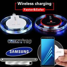 Fast Qi Wireless Charger Charging Dock Pad For SAMAUNG Galaxy S9 / S9 Plus