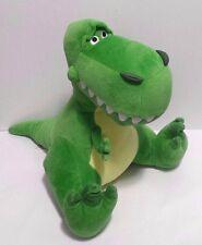 "Kohls Cares Plush Rex -Toy Story 11"" 2010 Green Dinosaur EUC"