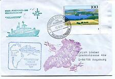 1994 Polarstern Ostgronland Polarexpeditionen Schiffspost Polar Antarctic Cover